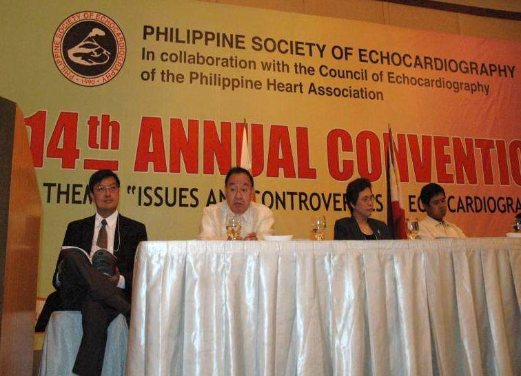 PSE14thconventiondocsonstage